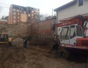 Pocela izgradnja na lokaciji Vase Stajica Br.5, Opstina Cukarica, Banovo brdo