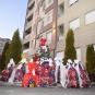 Deda Mraz i firma Gramax u poseti novim stanarima na Čukarici<br/>Aktuelnosti